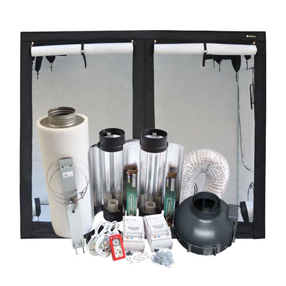 Homebox Set Evolution R 240 Cooltube Eco