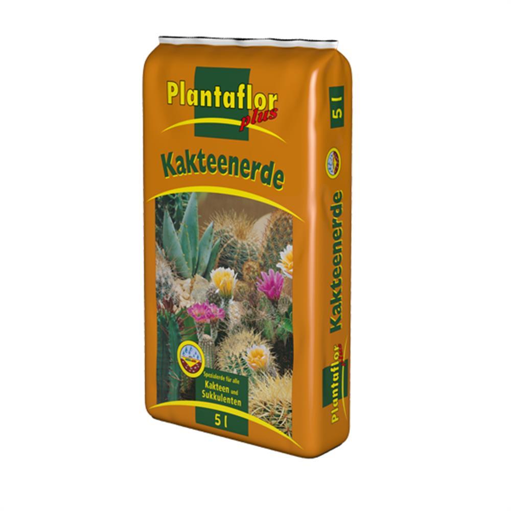 Plantaflor Kakteenerde 5 Liter