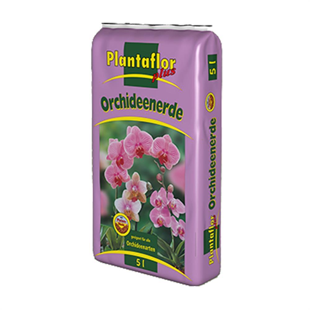 Plantaflor Orchideenerde 5 Liter