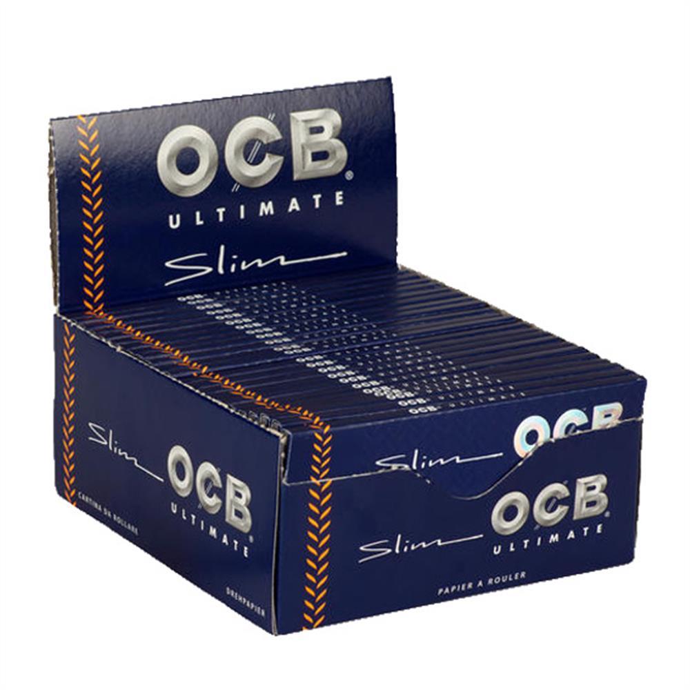 OCB Ultimate Slim ultra thin Karton 50/32