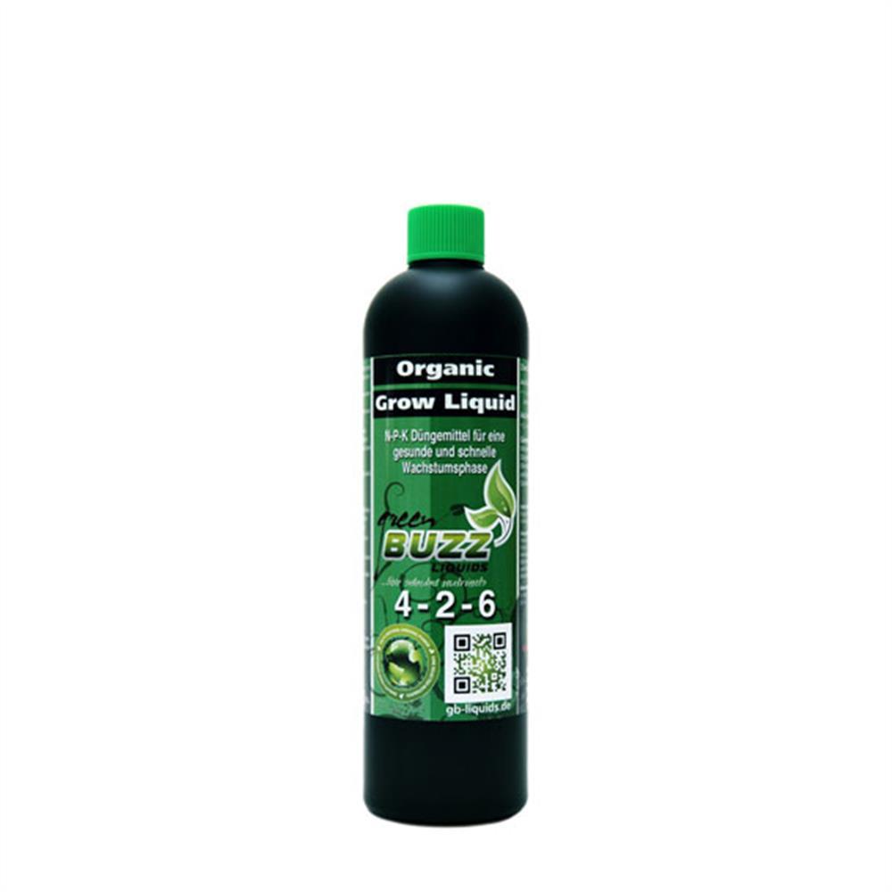 Green Buzz Organic Grow Liquid