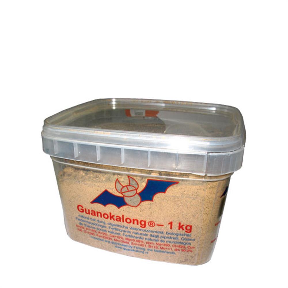 Guano Kalong Pulver 1 kg