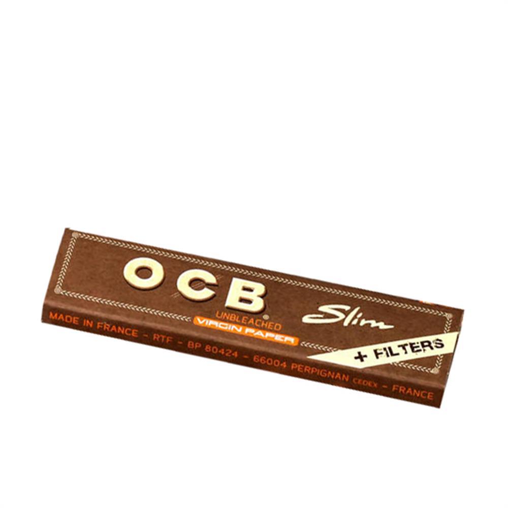 OCB Virgin Slim mit Tips