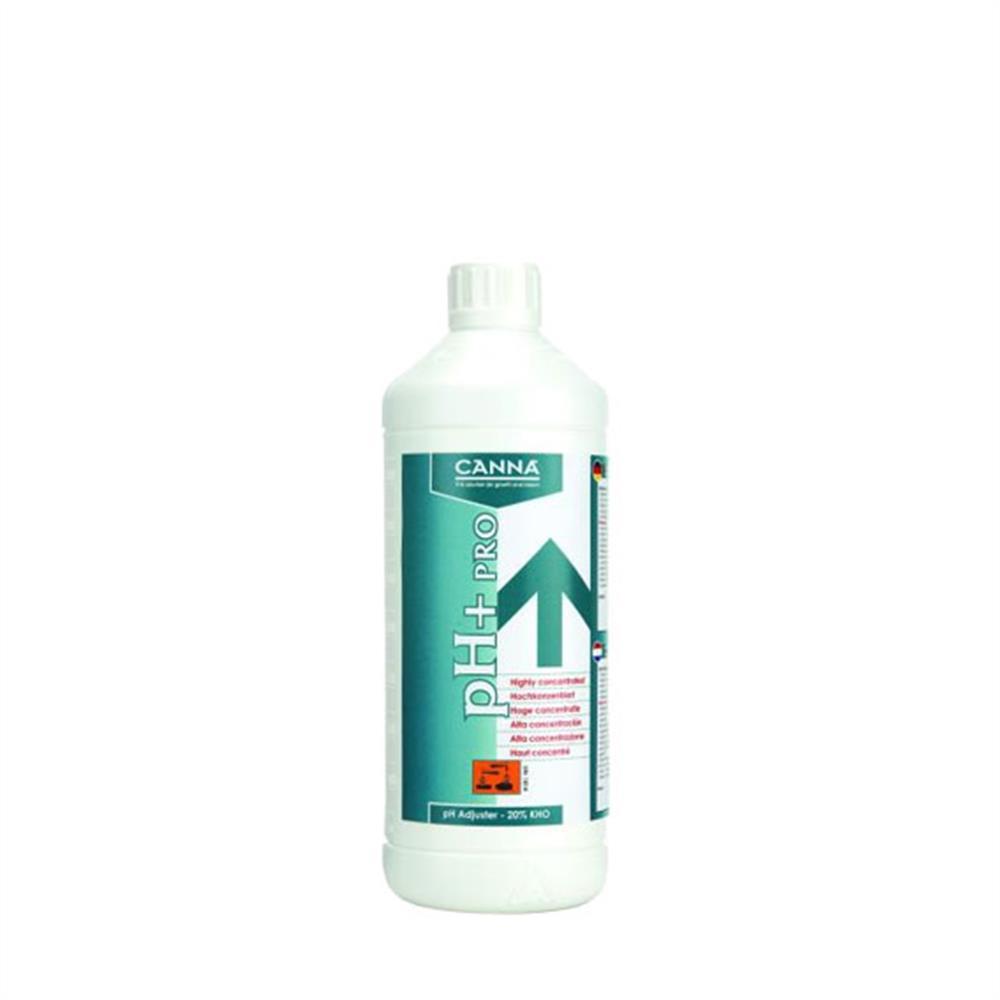 Canna pH+  Pro 20 % 1 Liter