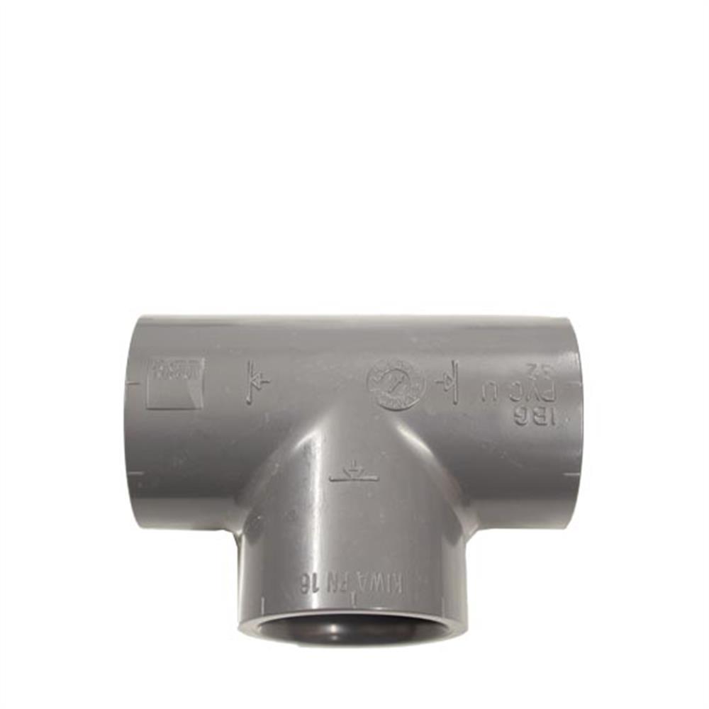 PVC T-Stück 32 mm